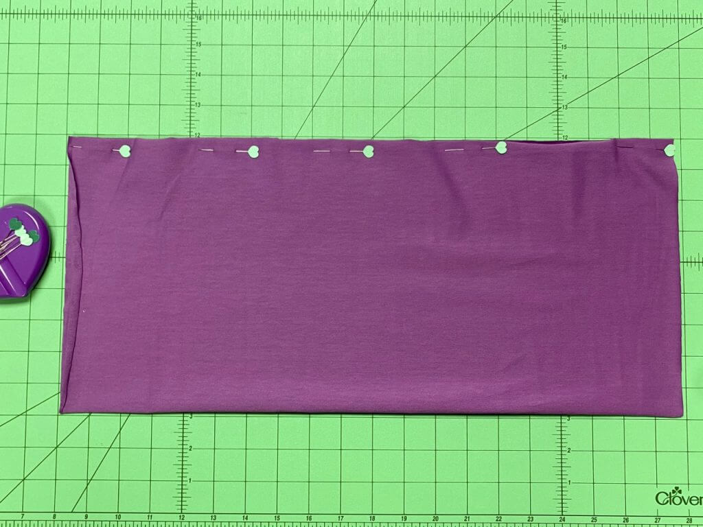 Turtleneck Scarf Sewing Tutorial at The Nancy Zieman Productions Blog
