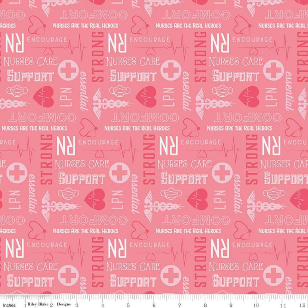 NEW! Nobody Fights Alone - First Responder Fabrics by Riley Blake Designs are now available at ShopNZP.com