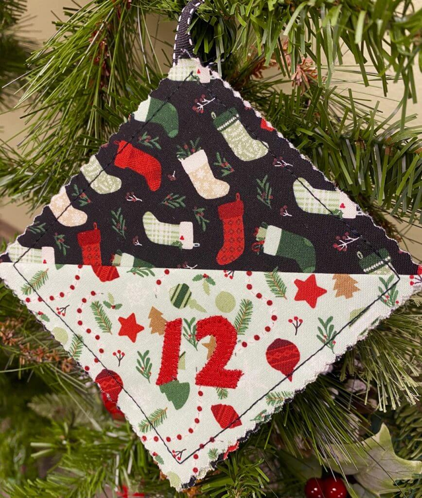 Treasure Pocket Advent Calendar Sewing Tutorial by Mary Mulari at The Nancy Zieman Productions Blog IMG_5810