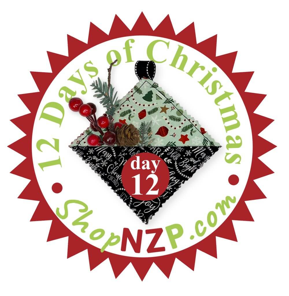 12 Days of Christmas at Nancy Zieman Productions at ShopNZP.com Day 12
