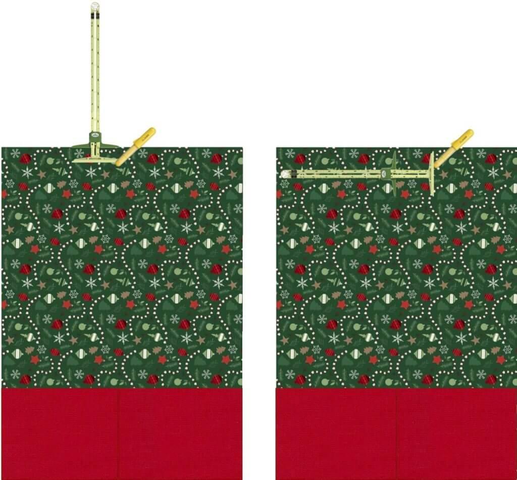 Big Bigger Santa Bag Sewing Tutorial