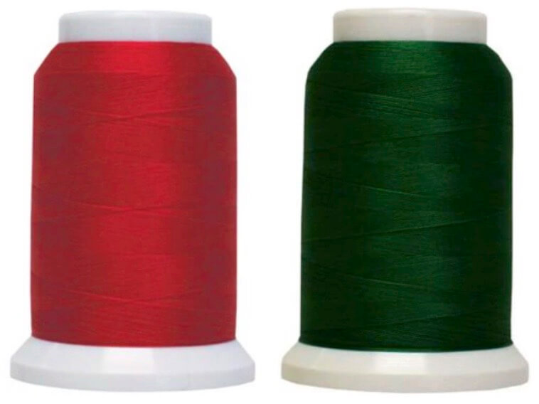 Polyarn Textured Serger Thread available at Nancy Zieman Productions ShopNZP.com