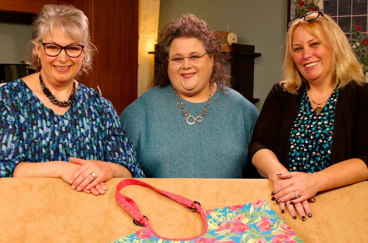 Stitch it! Sisters Season Two Coming Soon to The Nancy Zieman Productions Blog