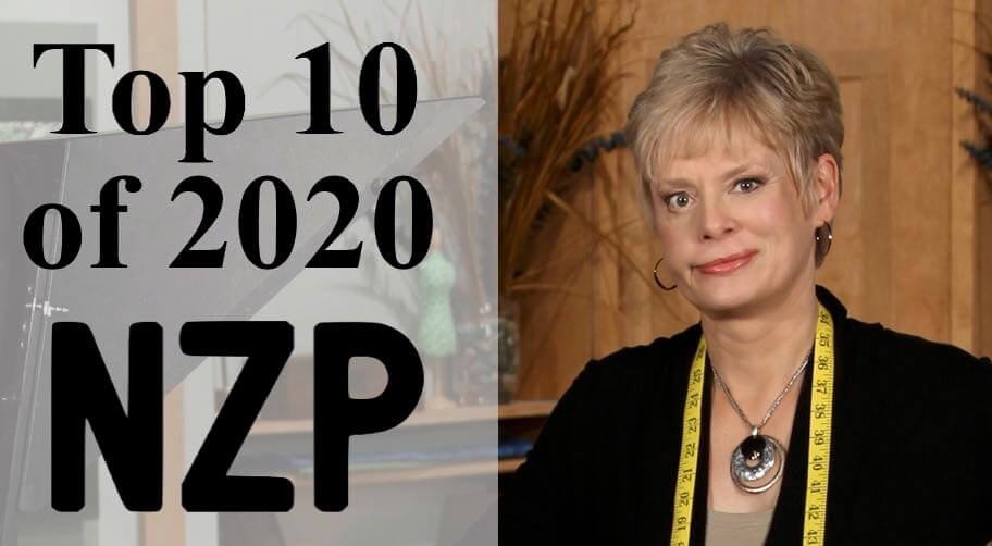 Top 10 Nancy Zieman Productions Blog Postings of 2020 and Year in Review