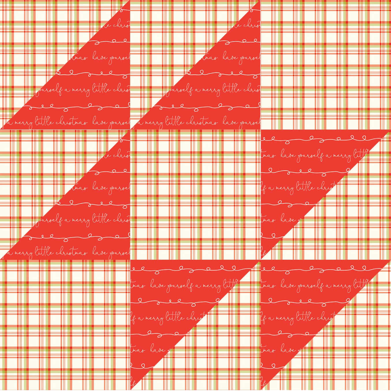 January 2021 NZP Block of the Month: Double X Quilt Block Tutorial at The Nancy Zieman Productions Blog