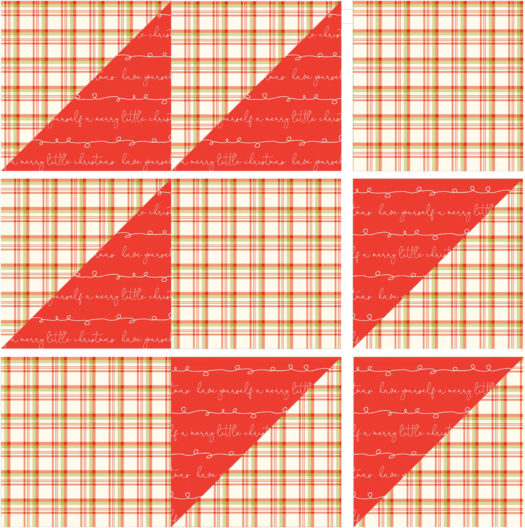 January 2021 NZP Block of the Month: Double X
