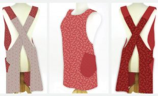 Valentines Day Crisscross Apron Bundles by Nancy Zieman Productions available at ShopNZP scaled