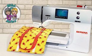 NEW! Stitch it! Sisters Wrap It Up! Casserole Carrier Sewing Tutorial at the Nancy Zieman Productions Blog