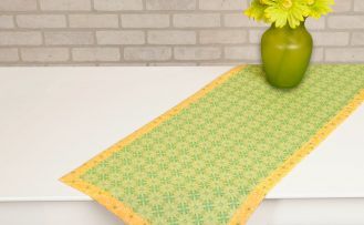 Wildflower Boutique No-Hassle Napkin And Table Topper Bundle Box available at Nancy Zieman Productions at ShopNZP.com