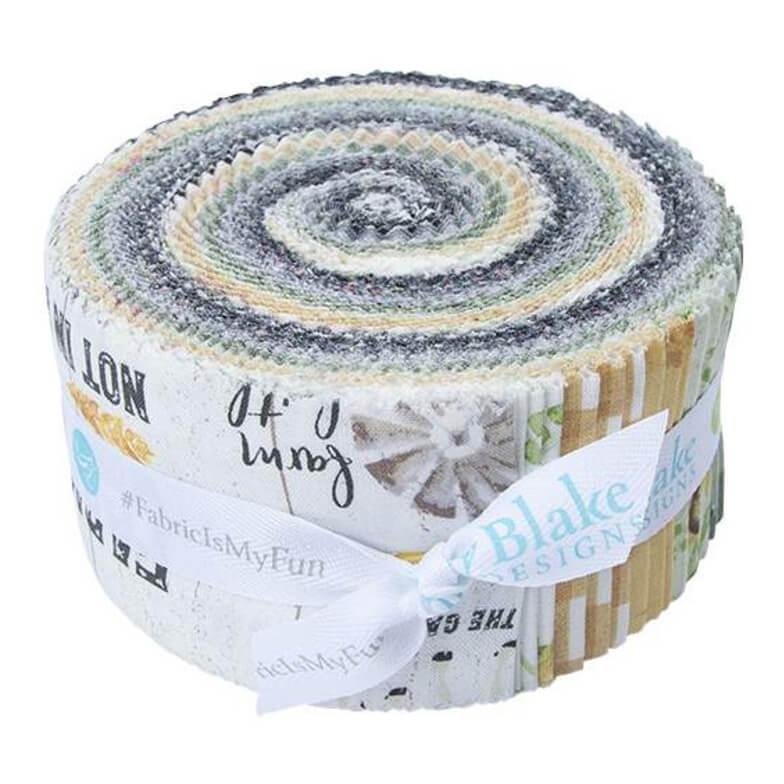 Homestead Life Fabric Strip Pack available at Nancy Zieman Productions at ShopNZP.com