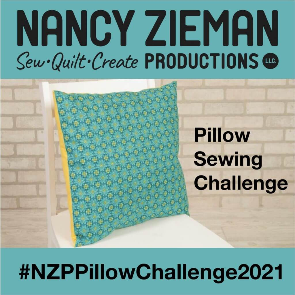 2021 NZP Pillow Sewing Challenge