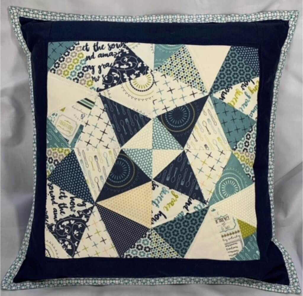 Nancy Zieman Productions 2021 Pillow Sewing Challenge Winners Announced