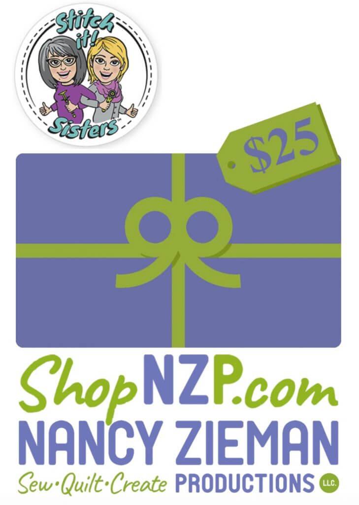Available at Nancy Zieman Productions ShopNZP.com