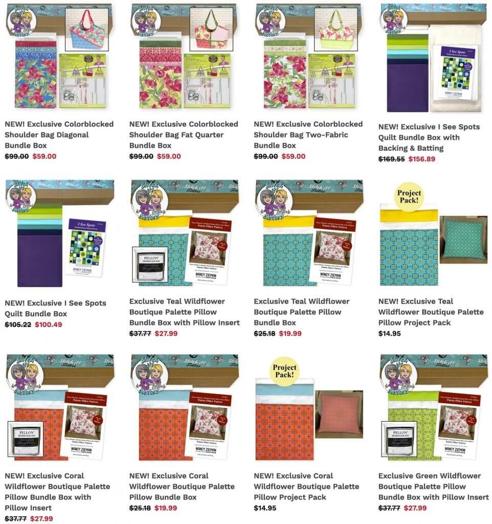 ShopNZP.com Kits Bundle Boxes