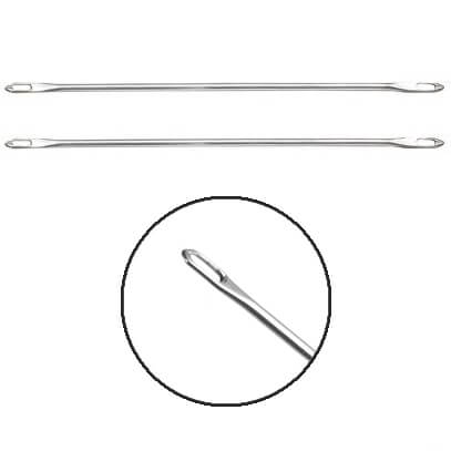 Double-Eyed Needles available at Nancy Zieman Productions at ShopNZP.com