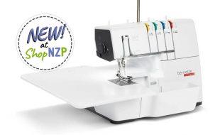 New at ShopNZP.com bernette b64 Serger Overlocker 1