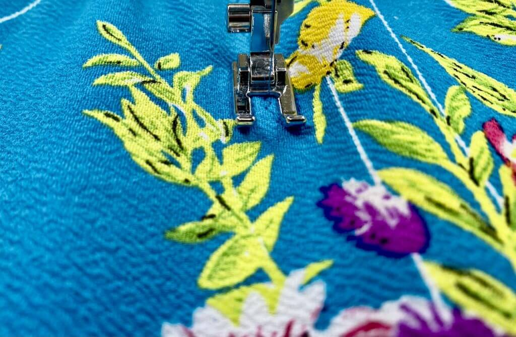 One Seam Skirt Sewing Tutorial by The Stitch it! Sisters at The Nancy Zieman Productions Blog.jpeg