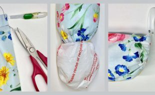 Shopping Bag Storage Sleeve Sewing Tutorial by Nancy Zieman Productions 1 scaled