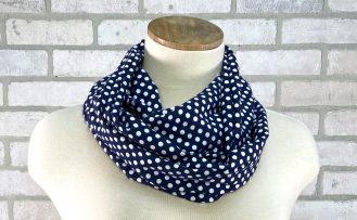 Twist it! Loop Scarf Sewing Pattern
