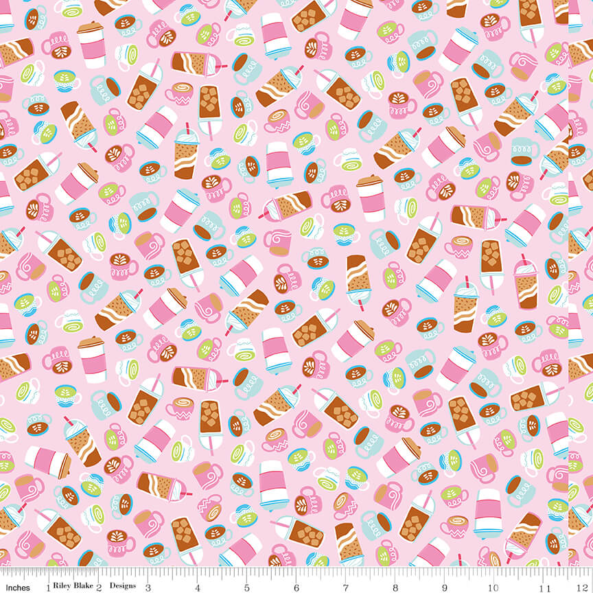 NEW! Rainbowfruit Fabrics by Riley Blake Designs now available at Nancy Zieman Productions at ShopNZP.com