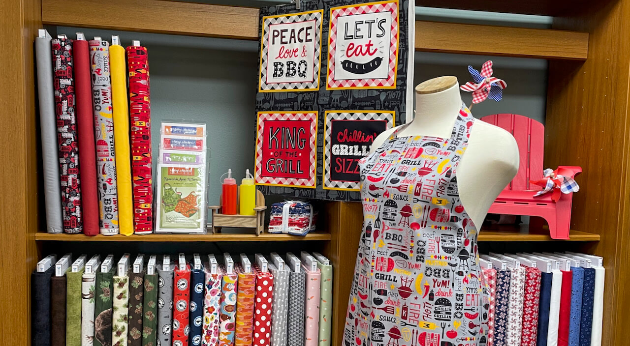 Celebrate Summer Sewing with New Fabrics at Nancy Zieman Productions at ShopNZP.com 1000x550 1