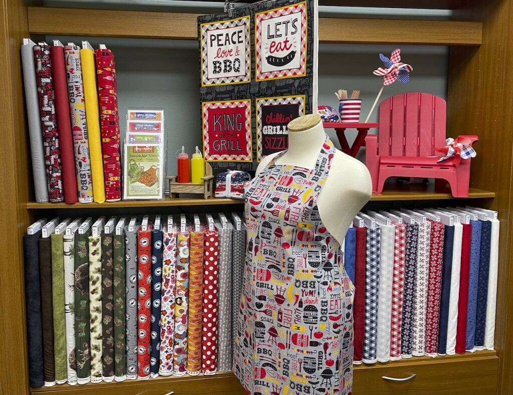 Celebrate Summer Sewing with New Fabrics at ShopNZP.com