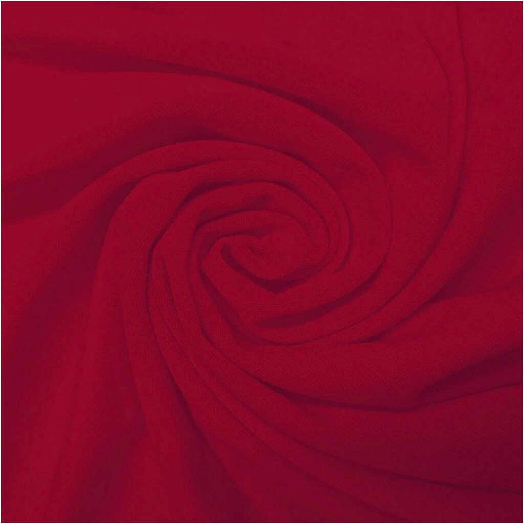 NEW! Red Ponte Knit Fabric by the yard Available at Nancy Zieman Productions at ShopNZP.com