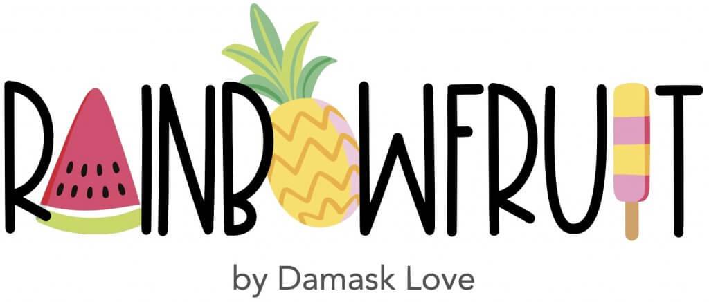 NEW! Rainbow Fruit Fabrics now available at ShopNZP.com