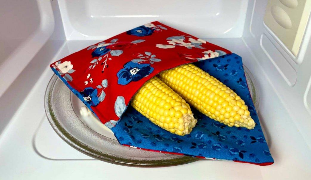 Wrap Wrap-N-Zap Baked Potato Zapper and Veggie Steamer Bag at the Nancy Zieman Productions Blog