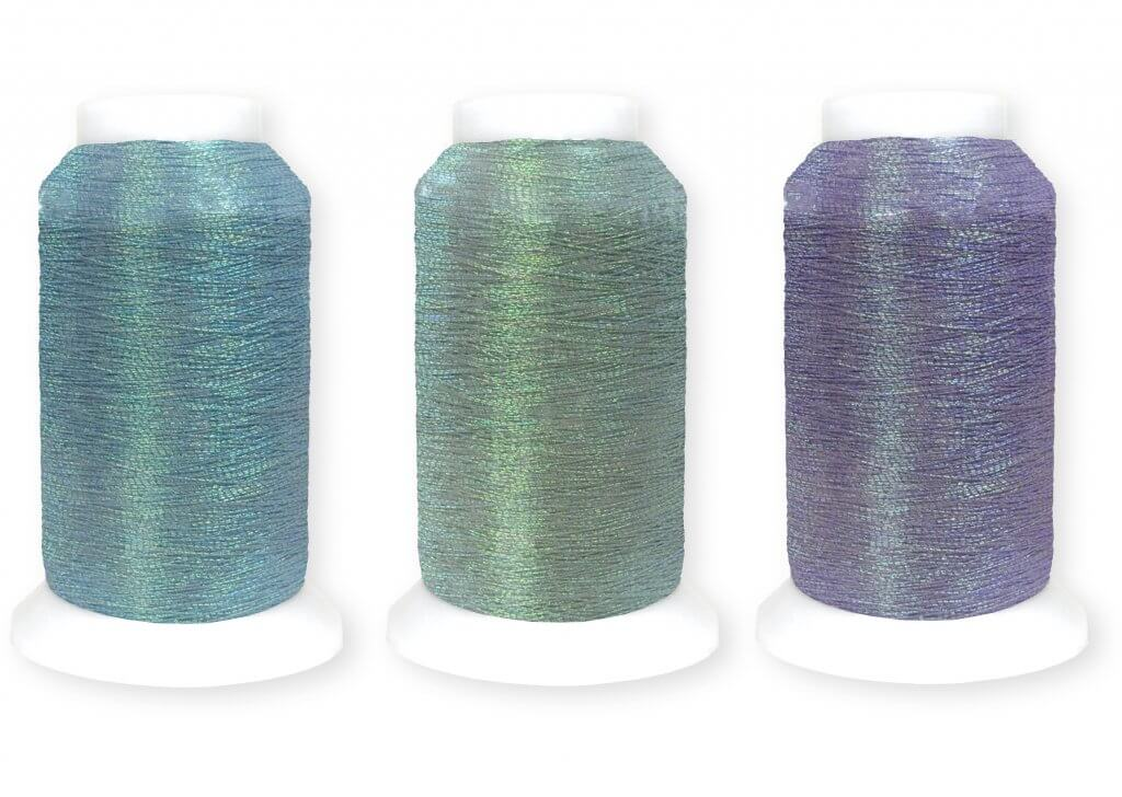 Yenmet Metallic Thread Available at Nancy Zieman Productions at ShopNZP.com