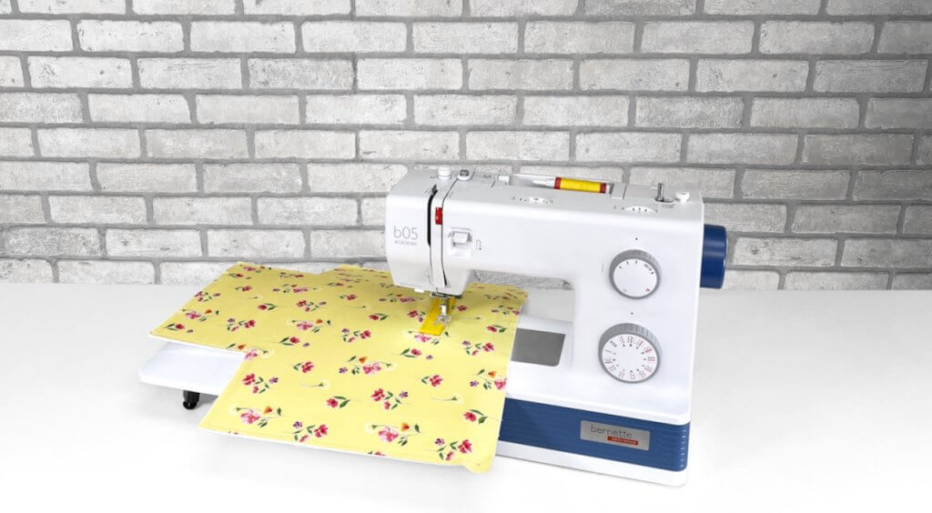 bernette b05 Academy Sewing MachineAvailable at Nancy Zieman Productions at ShopNZP.com