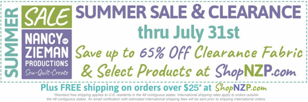 Summer Sale & Clearance Thru July 31st