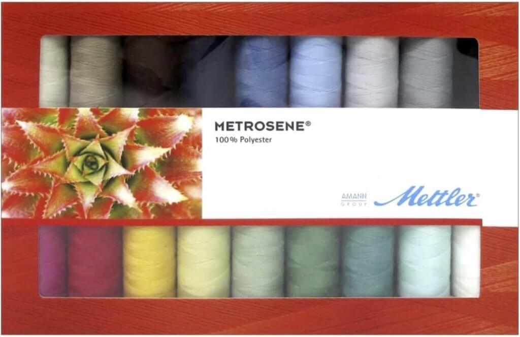 NEW! Metrosene Plus Thread Available at Nancy Zieman Productions at ShopNZP.com