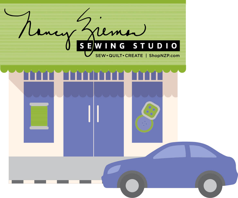 Breaking News! Nancy Zieman Sewing Studio coming soon to the fine arts district in downtown Beaver Dam, Wisconsin