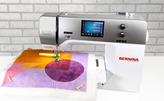 NEW! Stitch it! Sisters Ultimate Straight Line Machine Quilting Tutorial