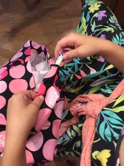 ISSF Kids Sewing Challenge Winners Announced